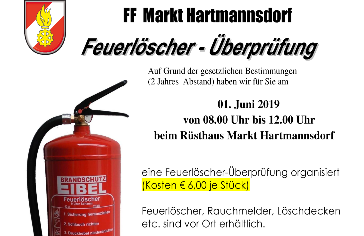 FF Markt Hartmannsdorf